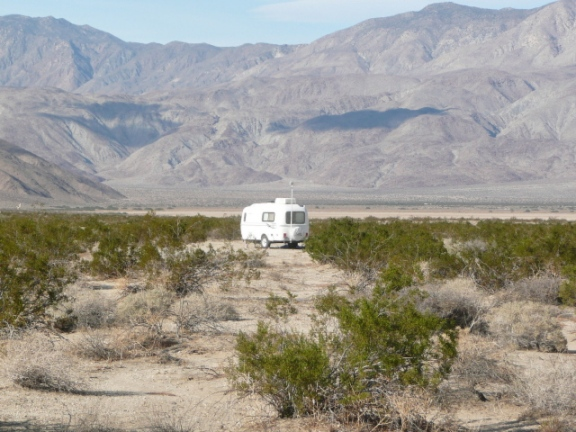 Home Sweet Home at Anza Borrego