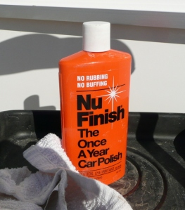 Nu Finish polish