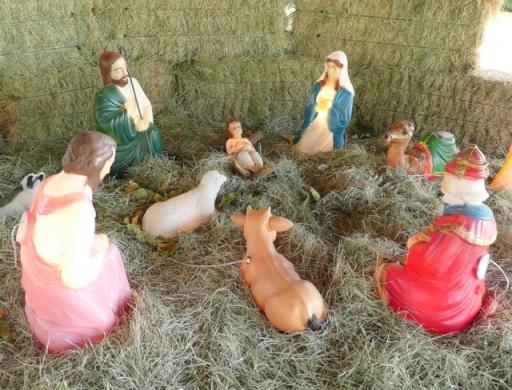 Borrego Springs at Christmas