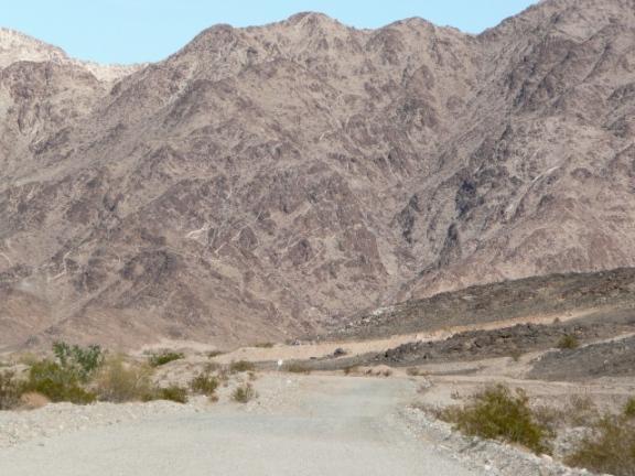 American Girl Mine Road
