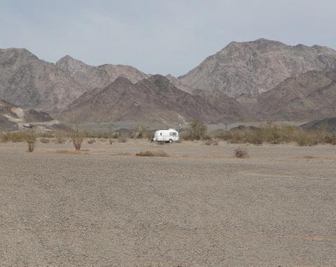 Home in the desert